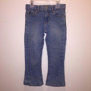Girl's Jordache Bootcut Jeans (size 4T) 👖